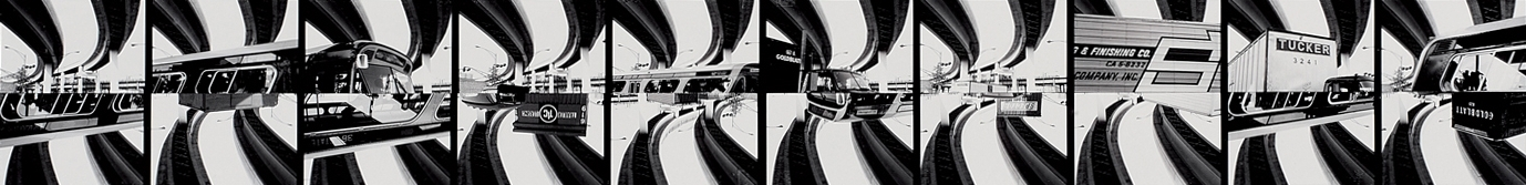 Repeats: Dan Ryan Expressway