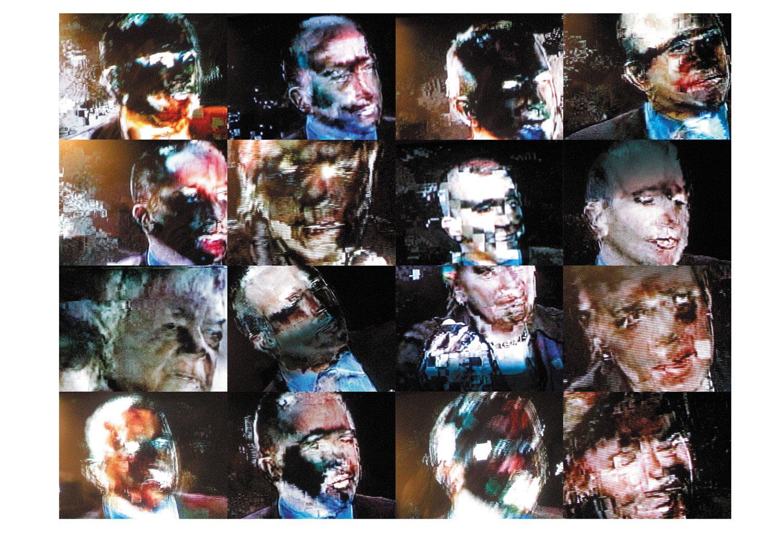T.V. Faces
