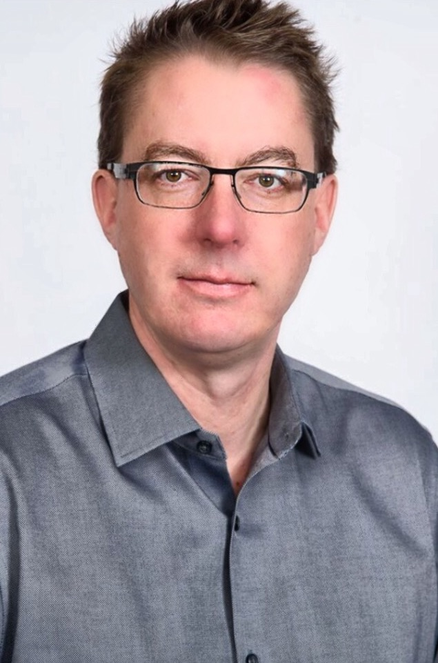 Dr. Peter Jamieson