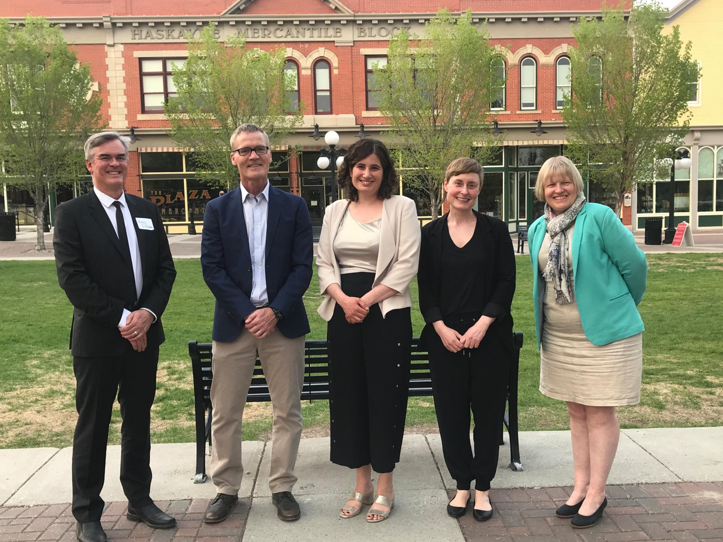 Recipients: Dr. Friesen, Dr. Sims, Dr. Grinman, Dr. Pawlik, Dr. Mannerfeldt
