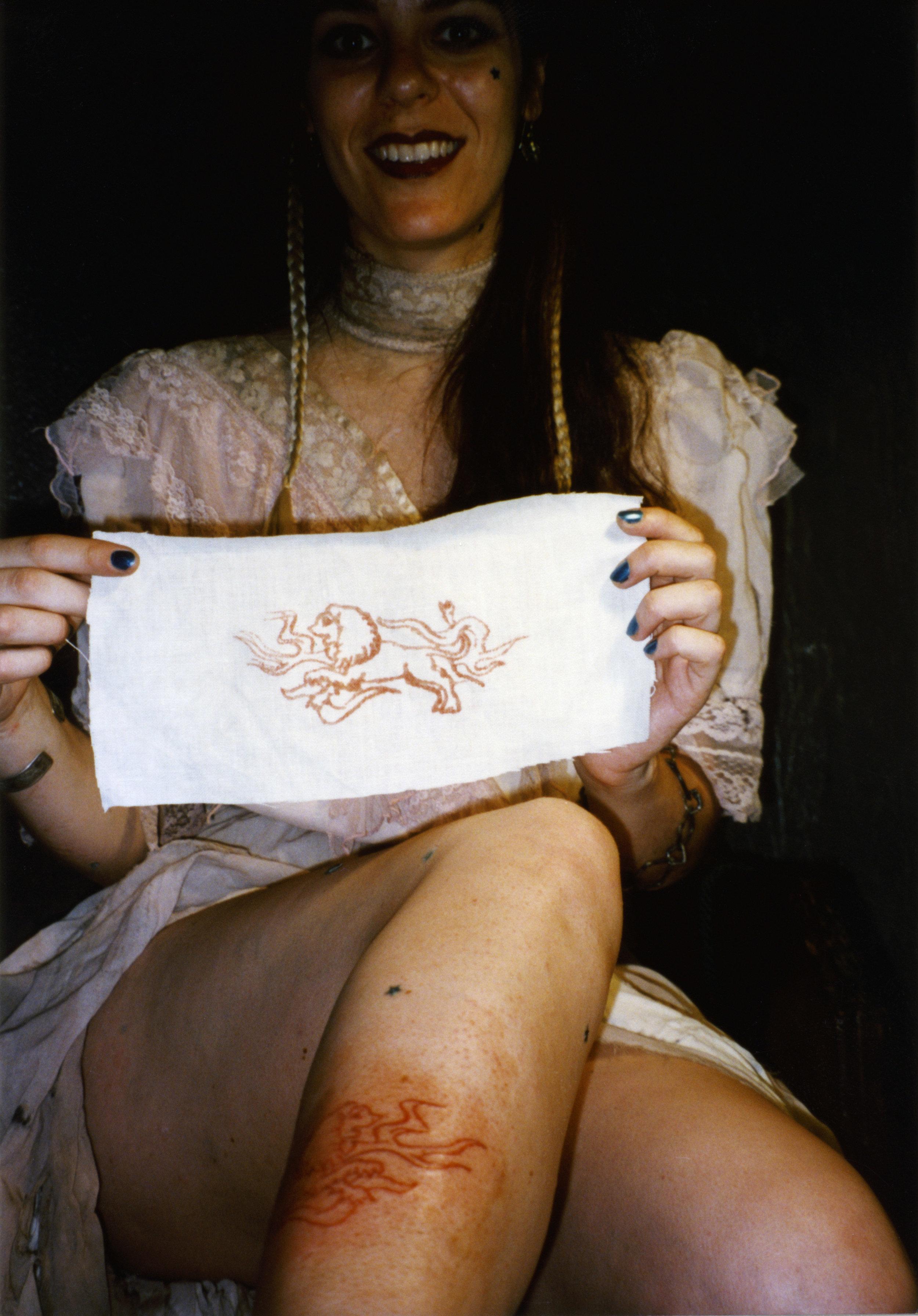 Inkless Tattoo with Matty Jankowski 1996