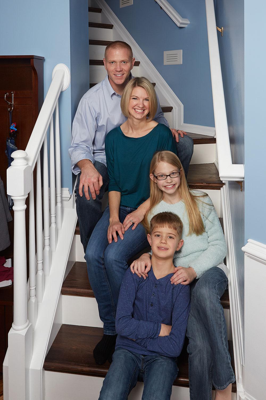 Cincinnati Ohio Family Photography