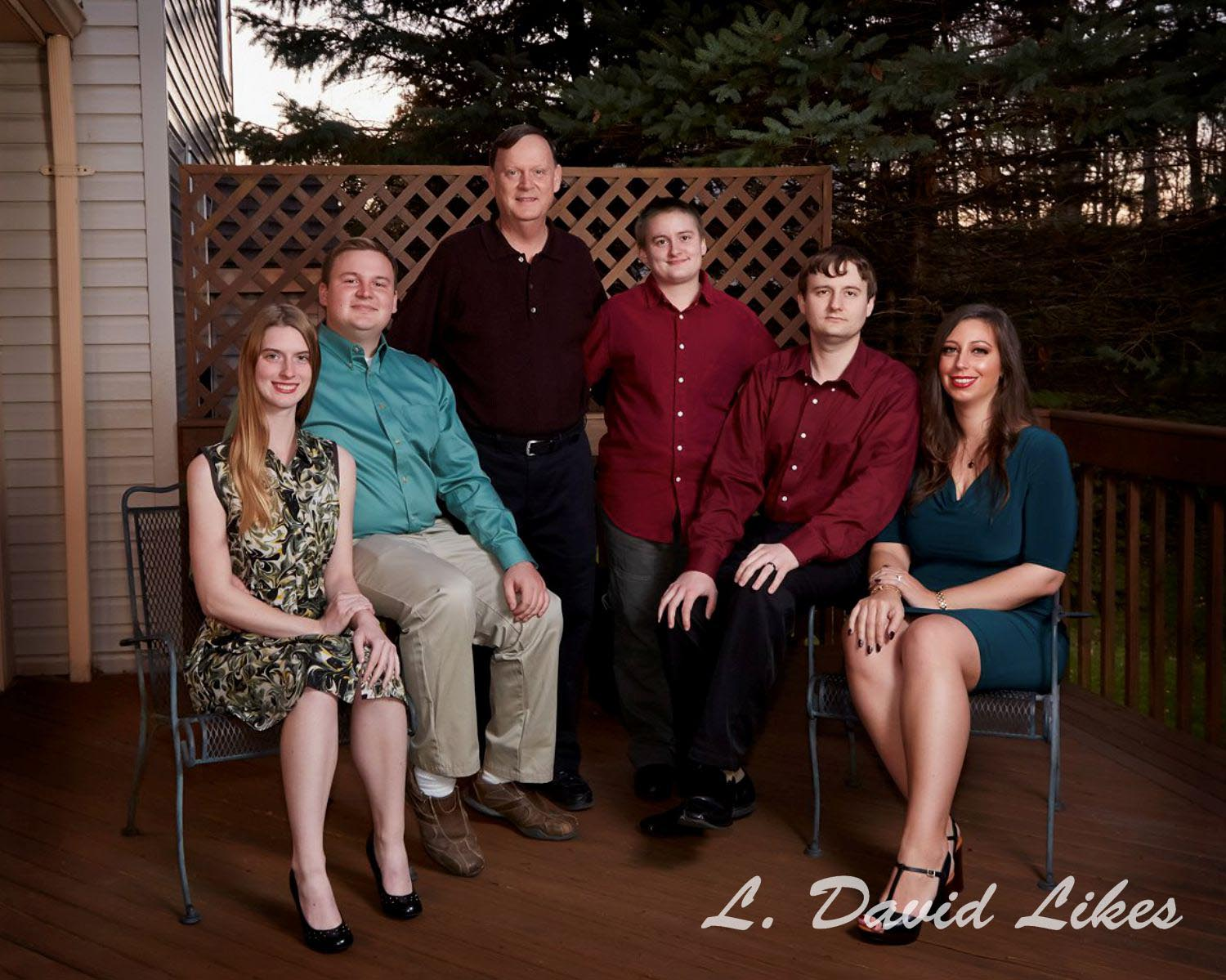 Extended Family of Six