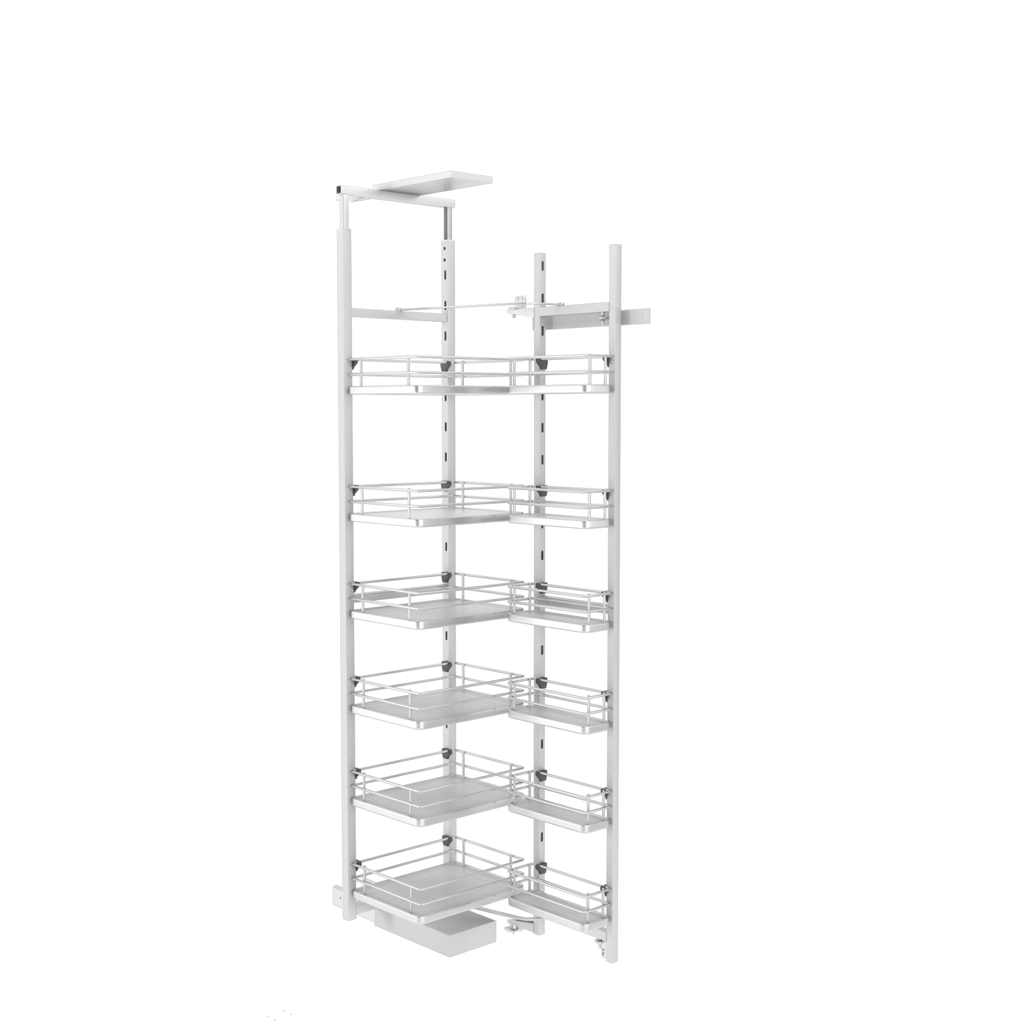 PU210-45SL Chef Larder Unit Solid Baskets.png