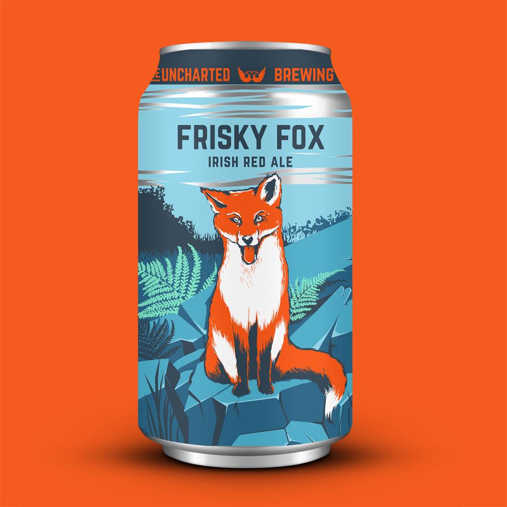 Frisky Fox Irish Red Ale