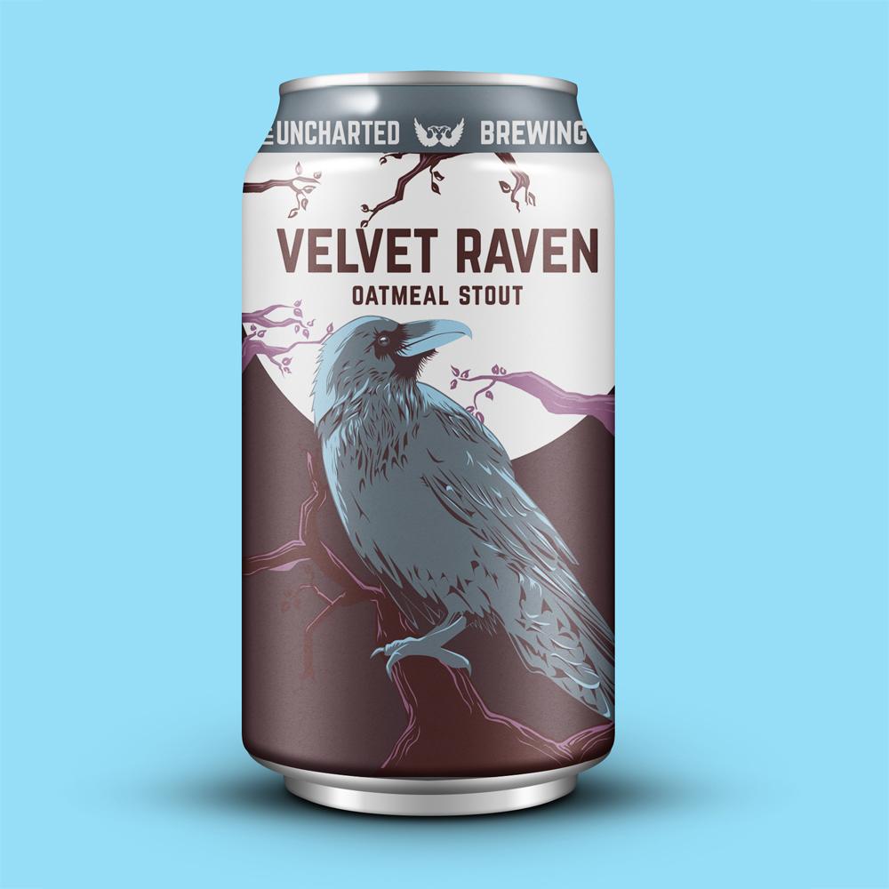 Velvet Raven Oatmeal Stout