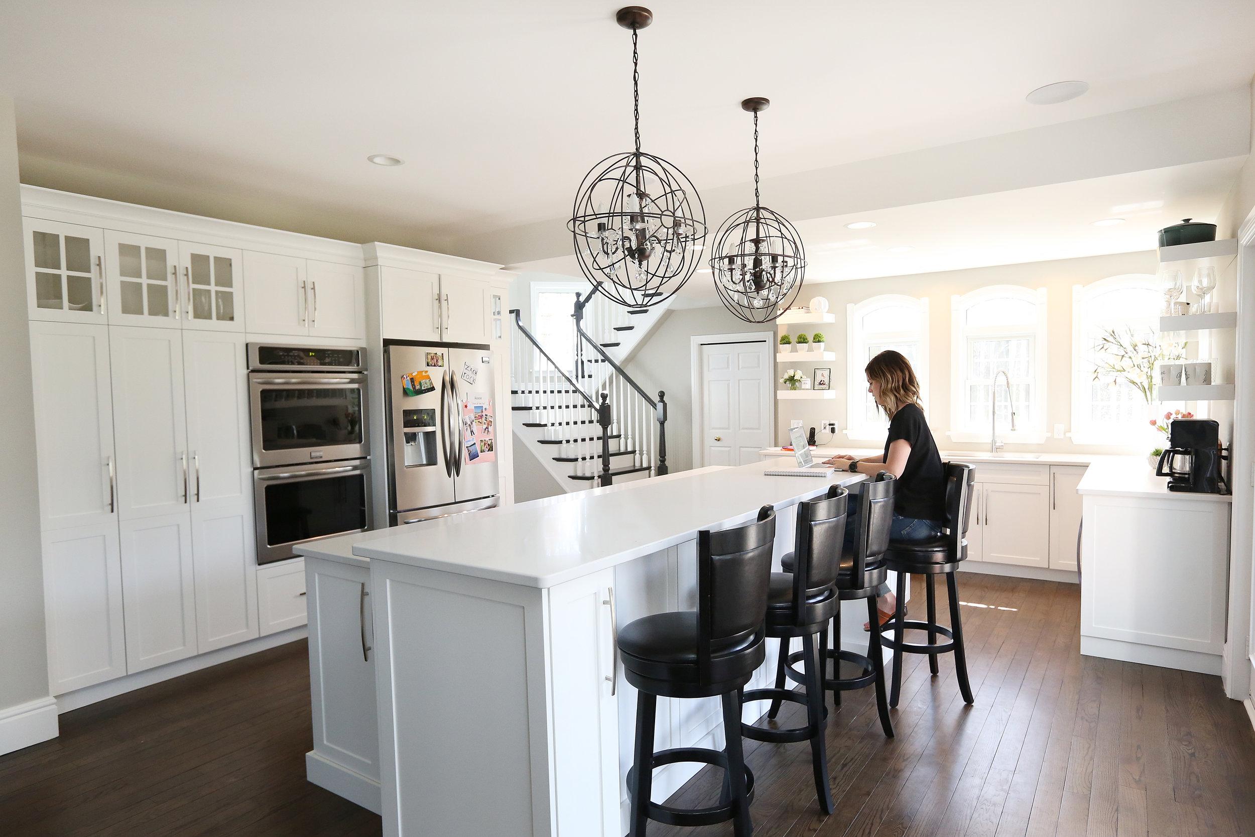 Kitchen Reno - Moving into the Ex-Wife's House - Kitchen Reno - Jamie Scrimgeour
