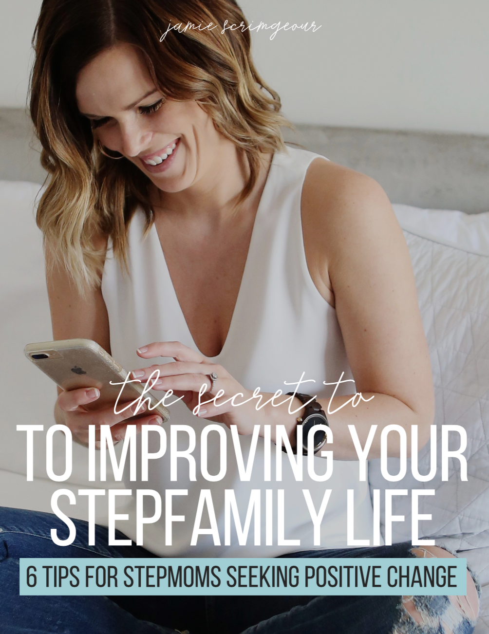 The Secret To Improving Your Stepfamily Life - Stepmom Support