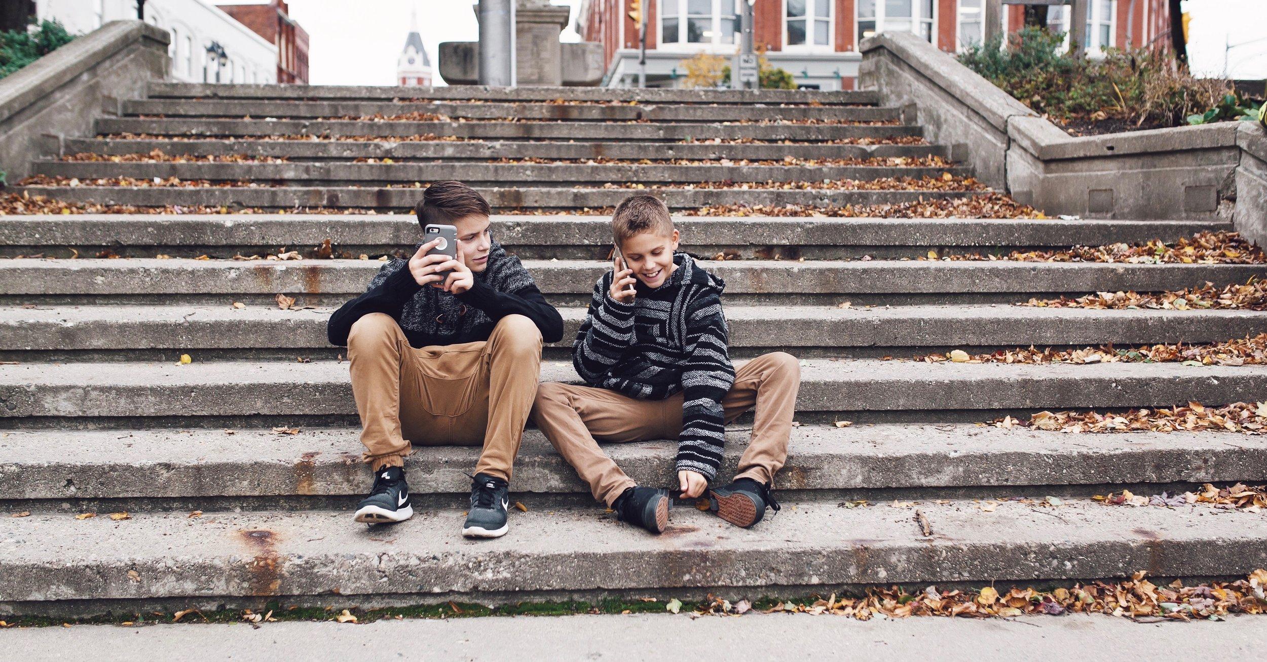 Stepkids and Screentime - Jamie Scrimgeour - Stepmom Help