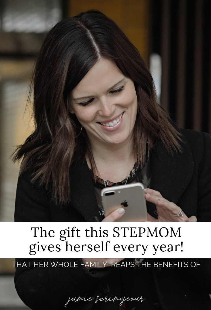 The Christmas Gift Every Stepmom Wants - Jamie Scrimgeour