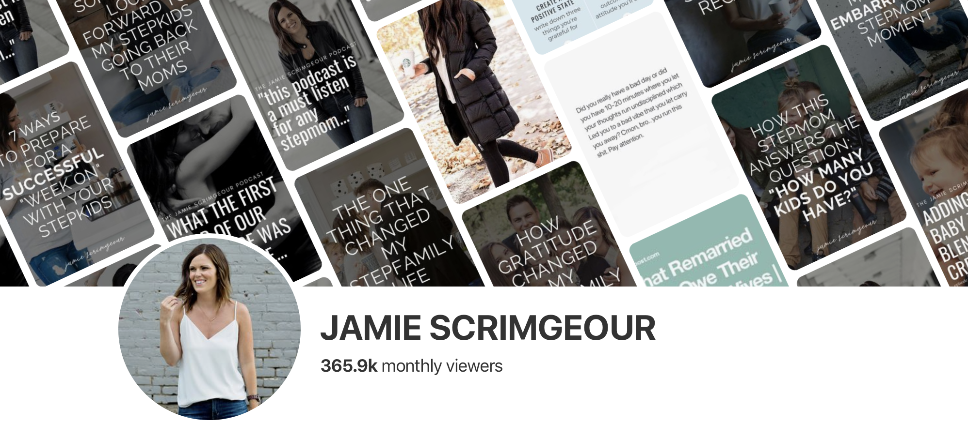Jamie Scrimgeour - Come follow along on Pinterest - Stepmoms on Pinterest