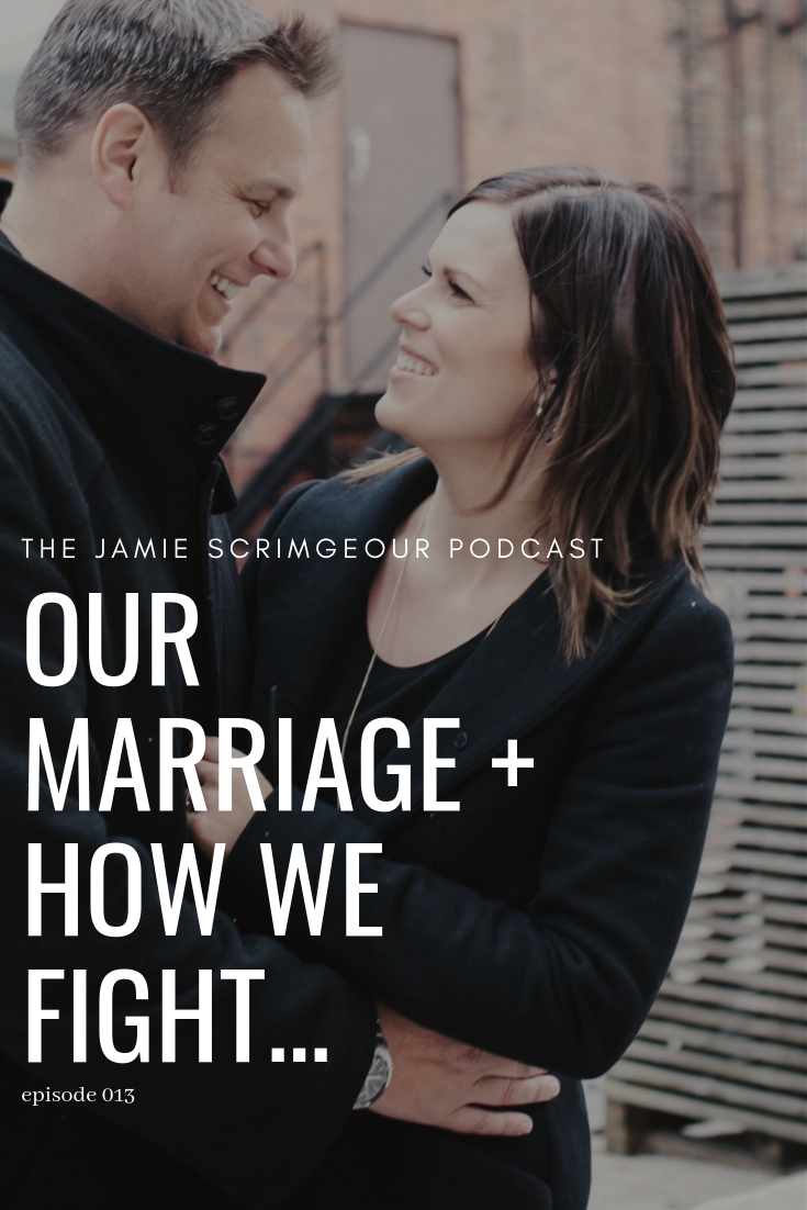 Stepmom Podcast - Our Marriage and How We Fight