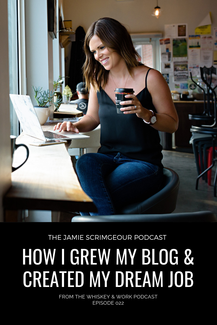 022 The Jamie Scrimgeour Podcast - How I Grew My Blog and Created My Dream Job.png
