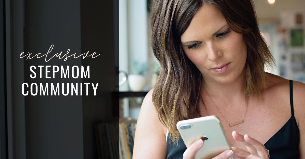 Jamie Scrimgeour's Exclusive Stepmom Community