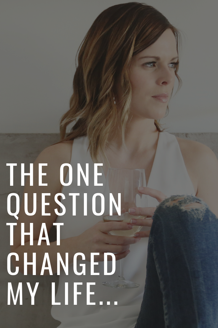 The One Question That Has Changed My Life - Jamie Scrimgeour - Stepmom Support