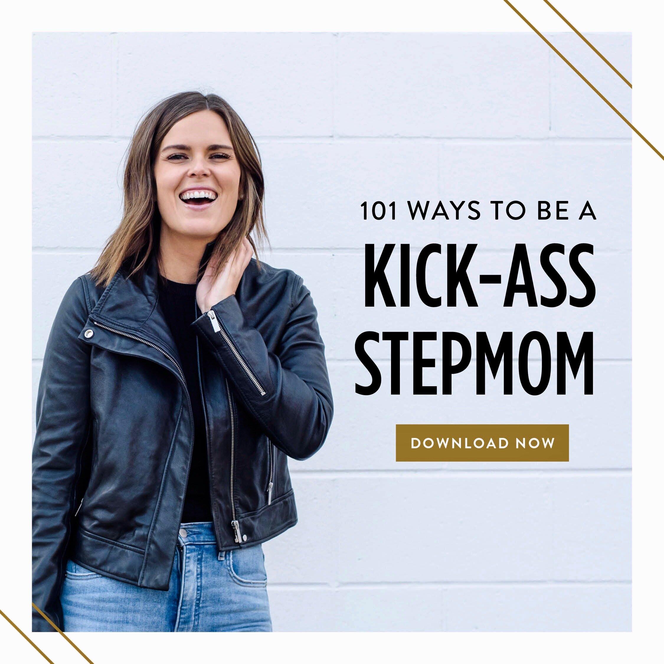 101 Ways To Be A KICK-ASS Stepmom | Jamie Scrimgeour - Ebook
