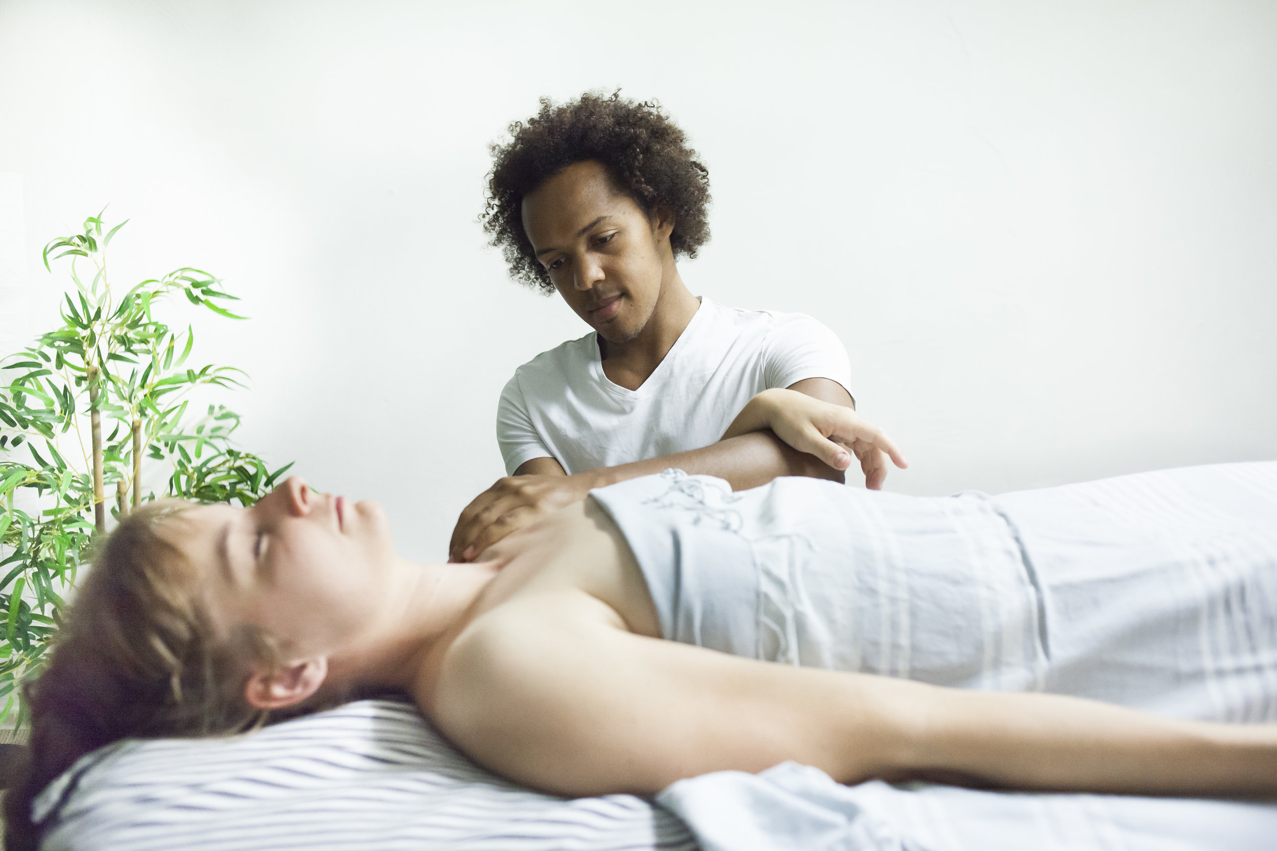 Massage; Massage Therapy; Amsterdam-West;Amsterdam