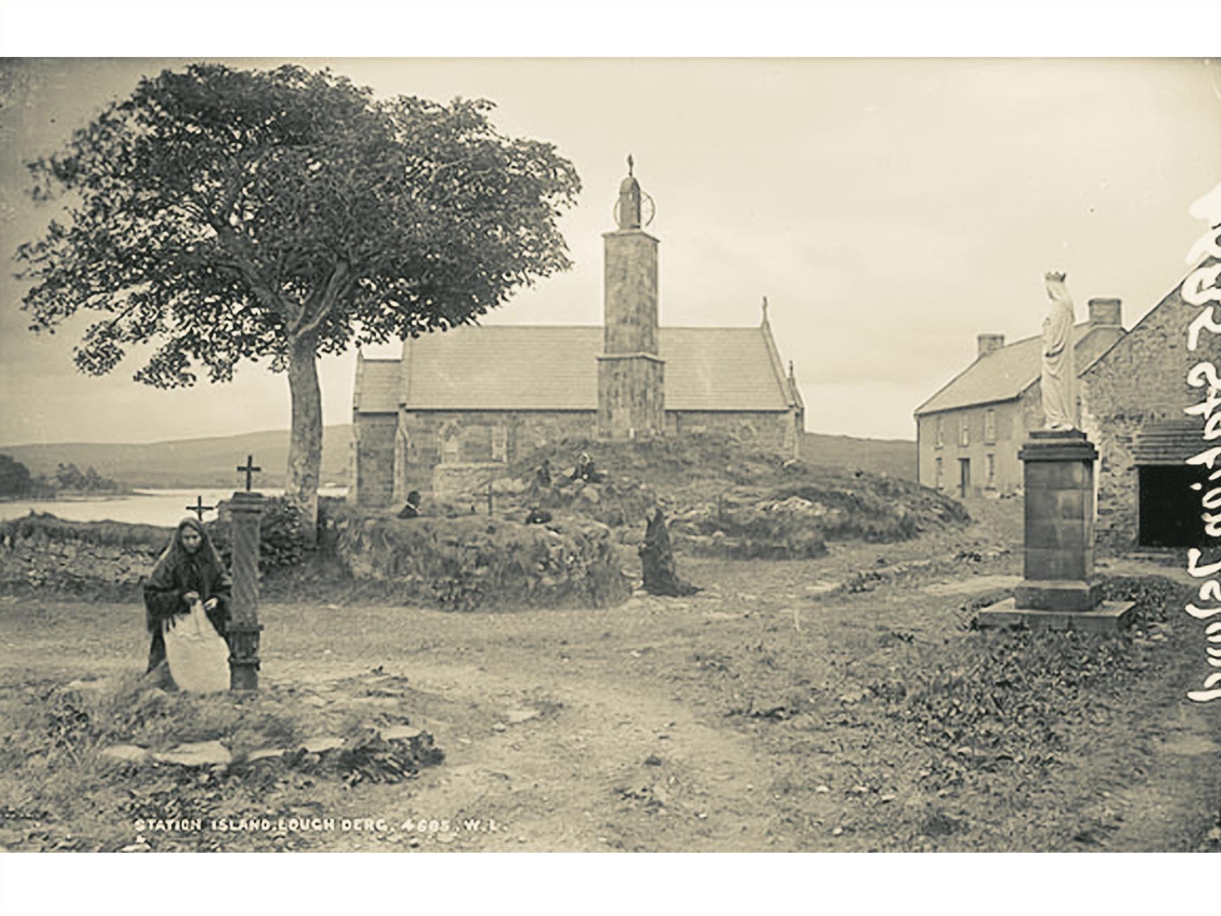 Station Island / Lough Derg / Ireland