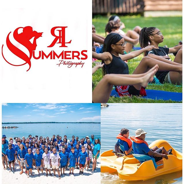 Thank you to @r.l.summersphotography for all of your support and for being our on site photographer during this year's youth summer camp program. Your support has been nothing short of amazing!  Be sure to follow their company for all of your photography needs!  #dmv #dmvphotographer #youthsummercamp #summercamp2019 #summercamp #veteranowned #payingitforward