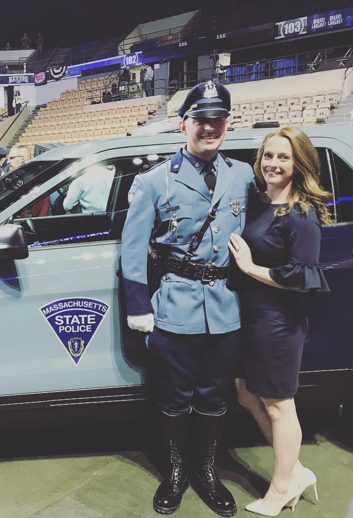 Huge Congrats to Brandon Cali on graduating the State Police Academy, we are all so proud of you!