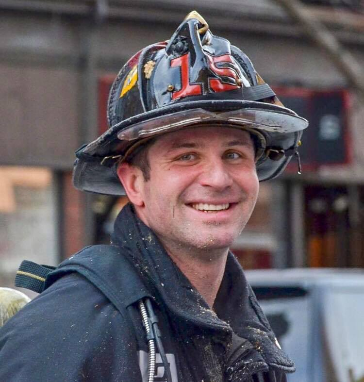 Boston firefighter Michael Kennedy, 33, of Boston, Massachusetts, died fighting a nine-alarm fire on March 26, 2014. Kennedy served with the Boston Fire Department for six and a half years and was a Marine Corps sergeant who served a tour in Iraq before that.  He had a big presence in his local CrossFit community, coaching and training at several affiliates, including CrossFit Craic, CrossFit Florian, CrossFit Together and CrossFit HomeBase.  He is survived by his girlfriend, Sarah Wessman, and many other beloved friends and family members.