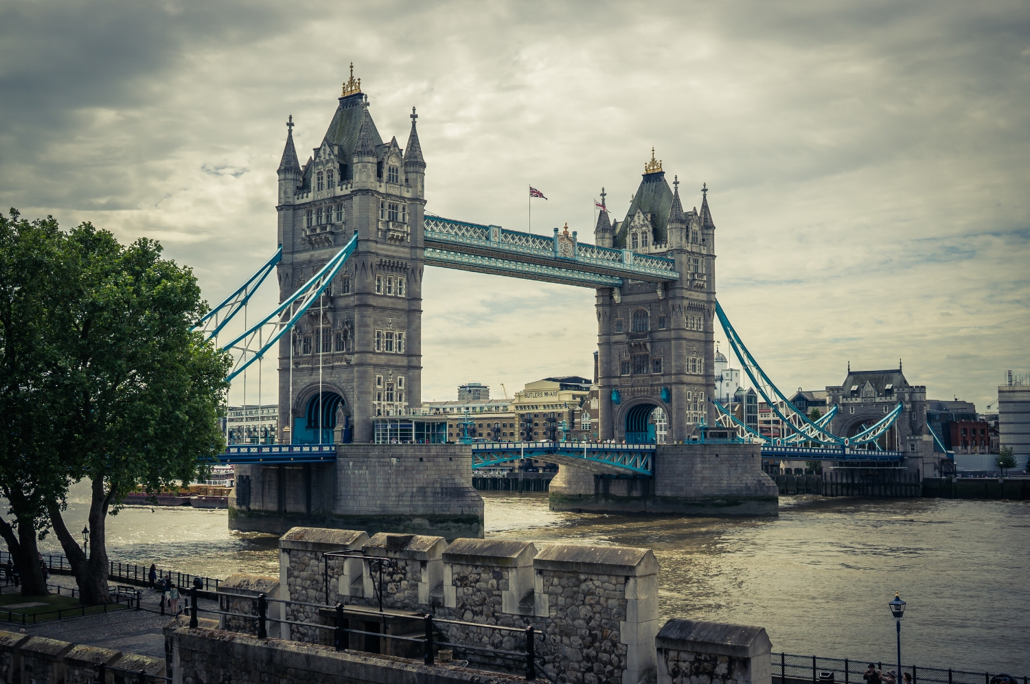 The Two Towers - London, England