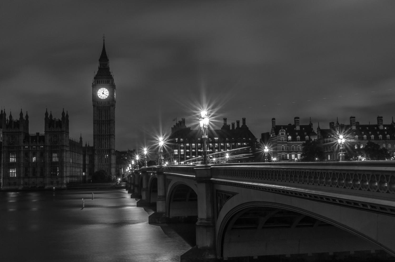 Starry Bridge - London, England