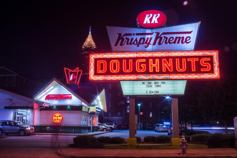 Krispy Kreme - Atlanta, Ga