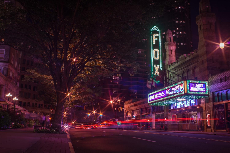 The Fabulous Fox - Atlanta, Ga
