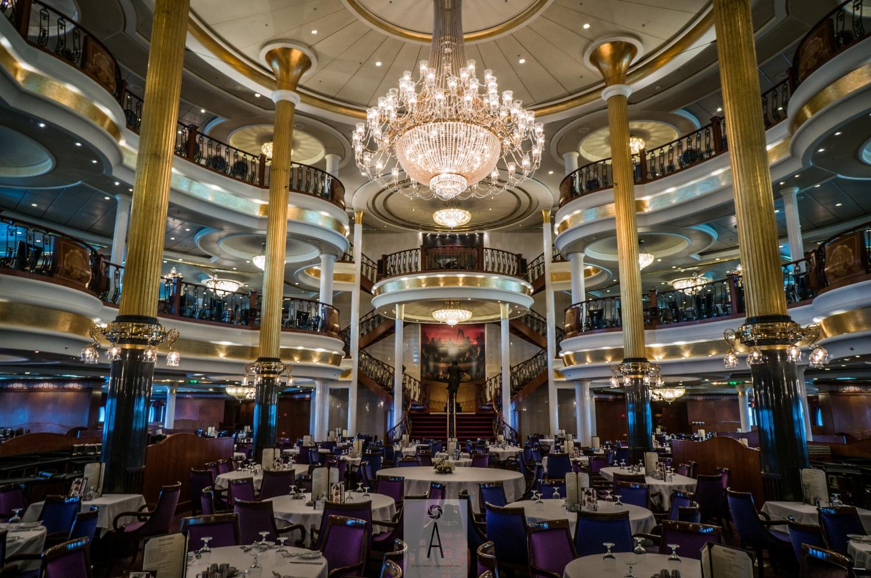 DiningRoom - RC Cruise Ship