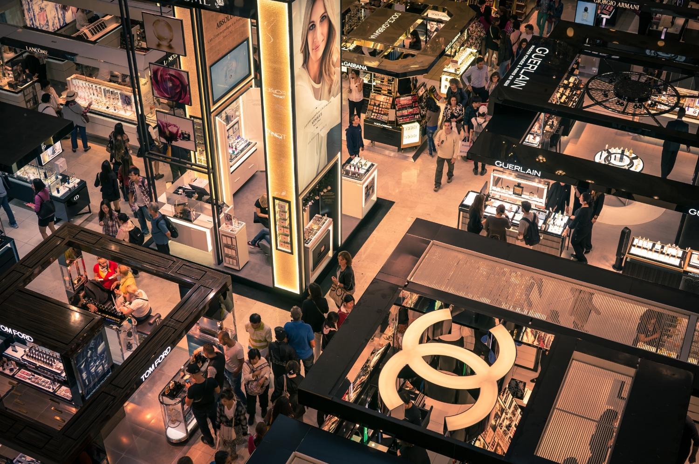 Shopping Day - Paris, France