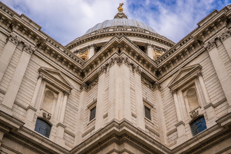 St. Paul's Mirror - London, England