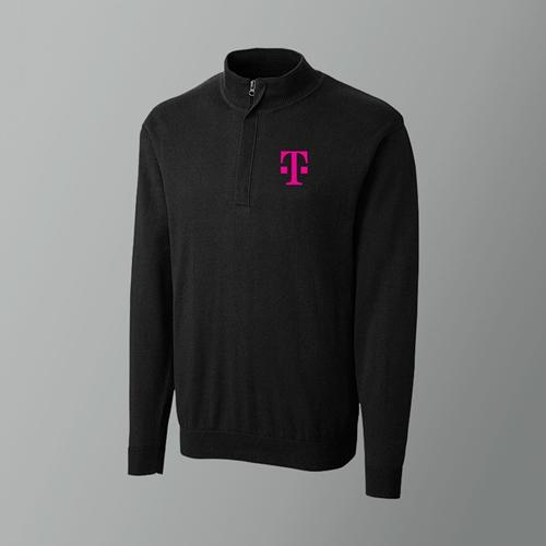 Half Zip Sweater - 40 points