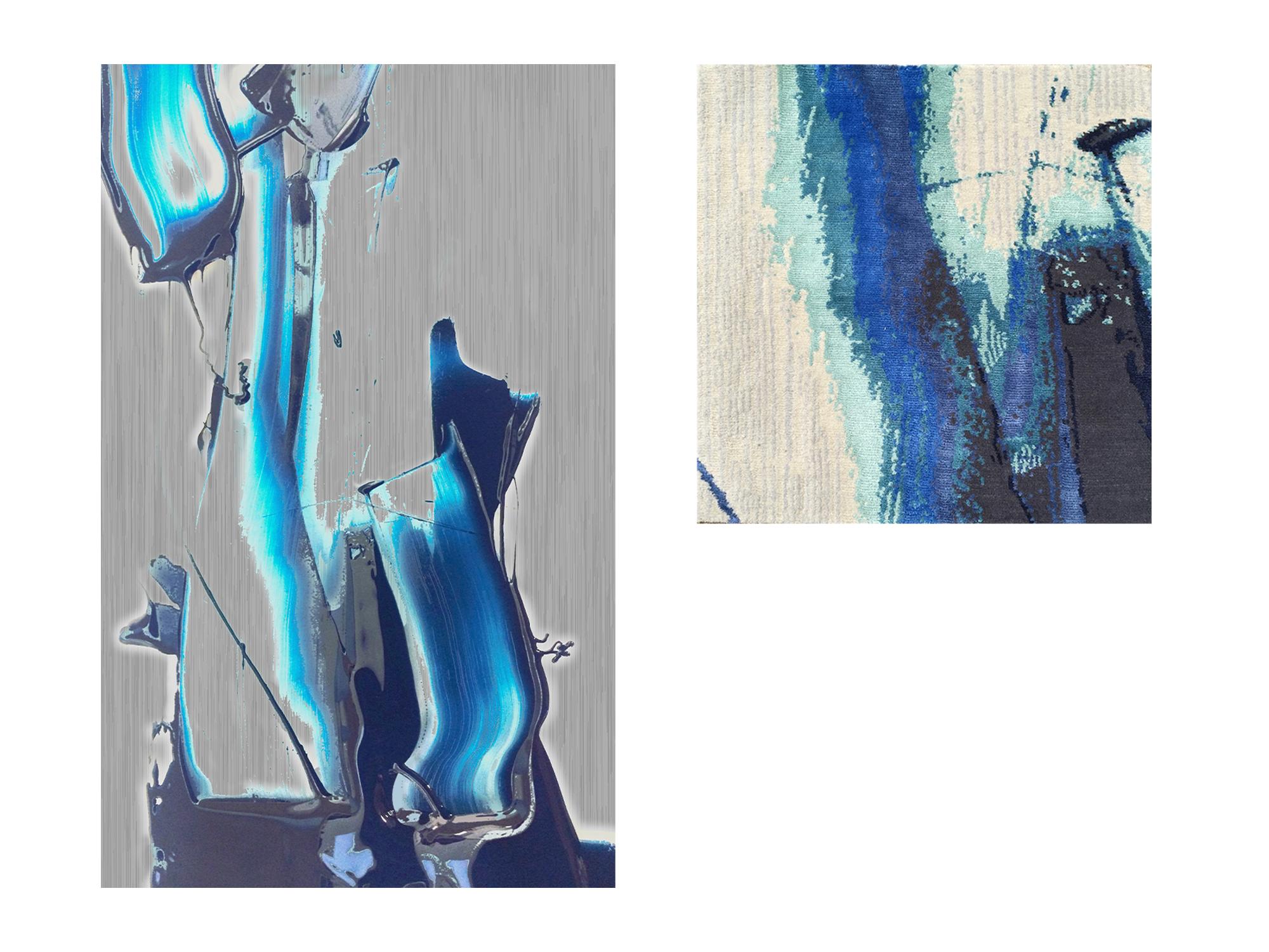 Ink Flow  NP001 Artist: Nicola Parente