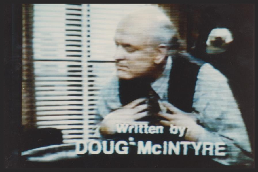 written by Doug McIntyre