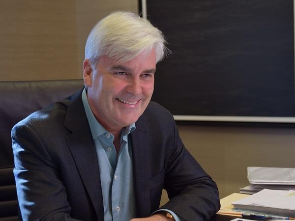 David Long, Chairman and CEO of Liberty Mutual Insurance