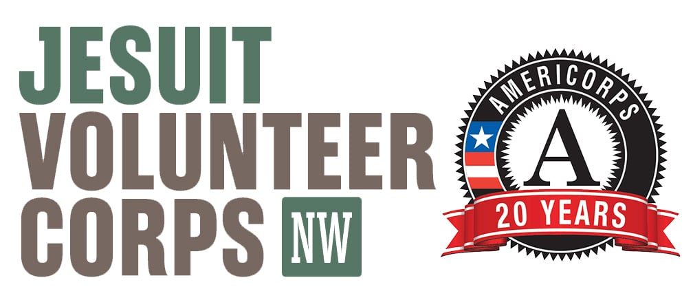 jesuit volunteer corps northwest logo