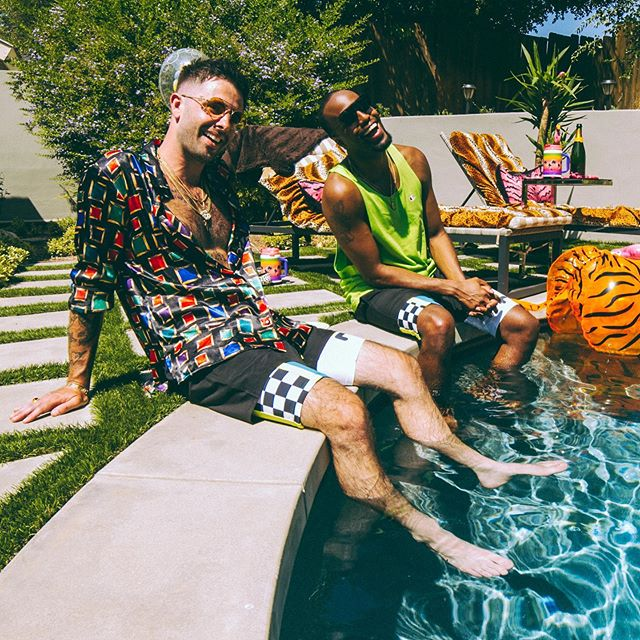 ❗️BRINGING DAT HEAT!! NEXT WEEK!! POOLSIDE VIBE JULY 17th!! 1st single from our new EP❗️ 🏖🔥🏊♀️🏊♂️🔥🏝 For real tho....pre save if you ain't a fake fren 🤳 📸:@rodjianalina  #poolsidevibe #prettysistermarclo #summertime #hotgirlsummer #hotboysummer #zfunkera #MarcLouniverse