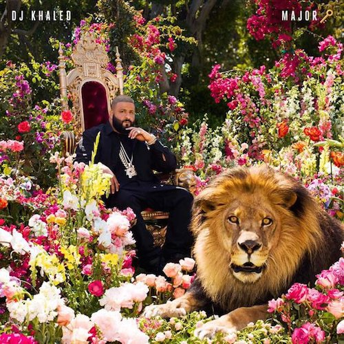 DJ Khaled  Major Key    Recording    59th Annual Grammys - Best Rap Album Nominee