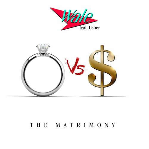 Wale ft. Usher  The Matrimony    Recording