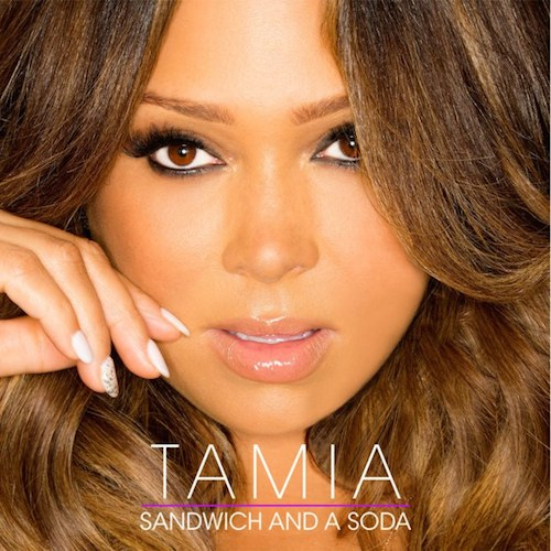 Tamia  Sandwich and a Soda    Recording, Vocal Production