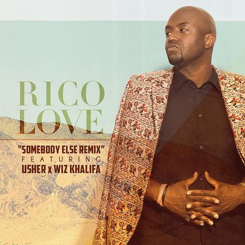 Rico Love ft. Usher & Wiz Khalifa  Somebody Else (Remix)    Recording