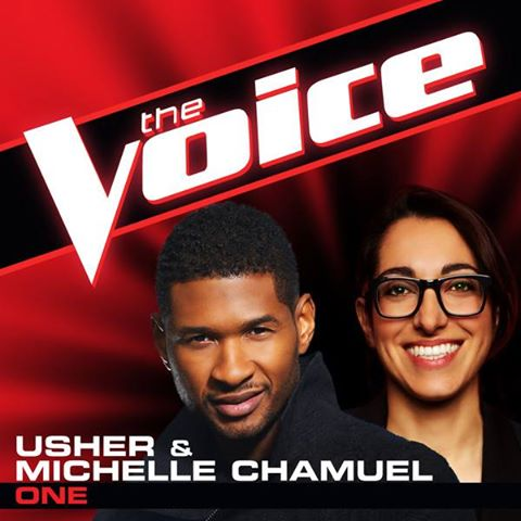 Usher & Michelle Chamuel  One    Recording