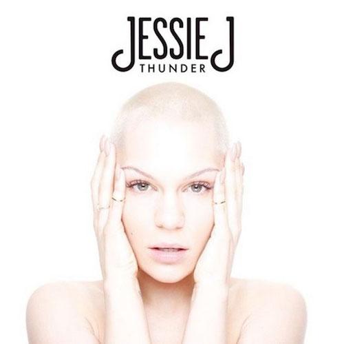 Jessie J  Thunder    Recording
