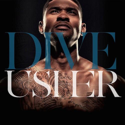 Usher  Dive    Recording
