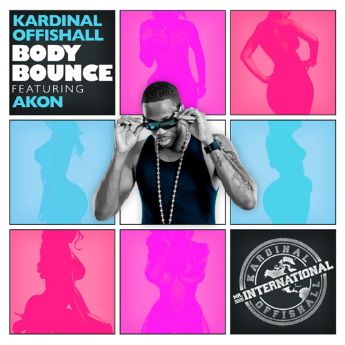 Kardinal Offishall ft. Akon  Body Bounce    Recording, Mixing
