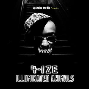 4-Ize  Illuminated Animals    Mixing
