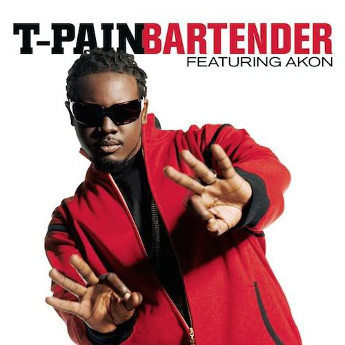 T-Pain ft. Akon  Bartender    Recording     50th Annual Grammys - Best R&B Performance by Duo/Group Nominee