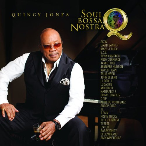 Quincy Jones  Q Soul Bossa Nostra    Recording, Mixing
