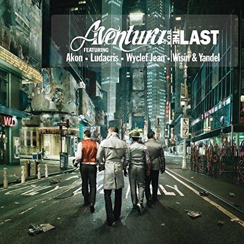Aventura  The Last    Recording, Vocal Mixing